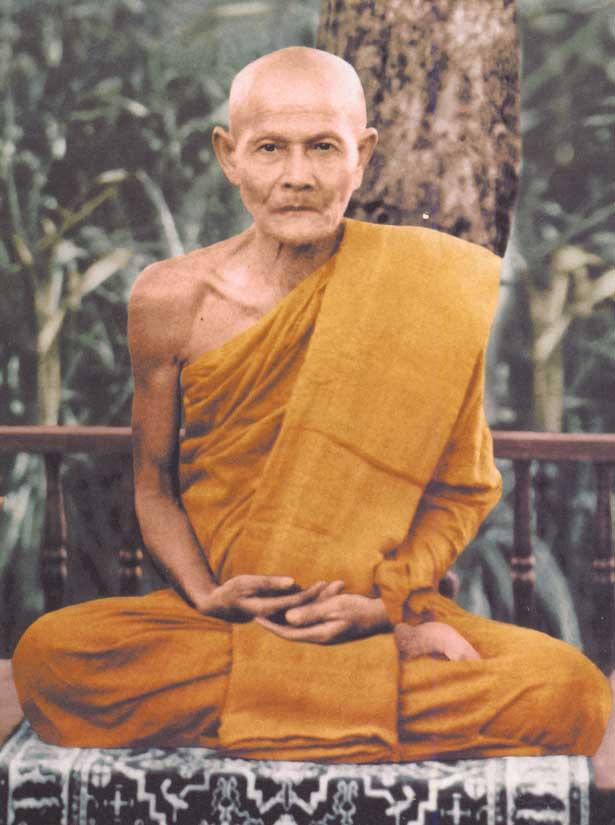 Luang Phu Mun Puratto