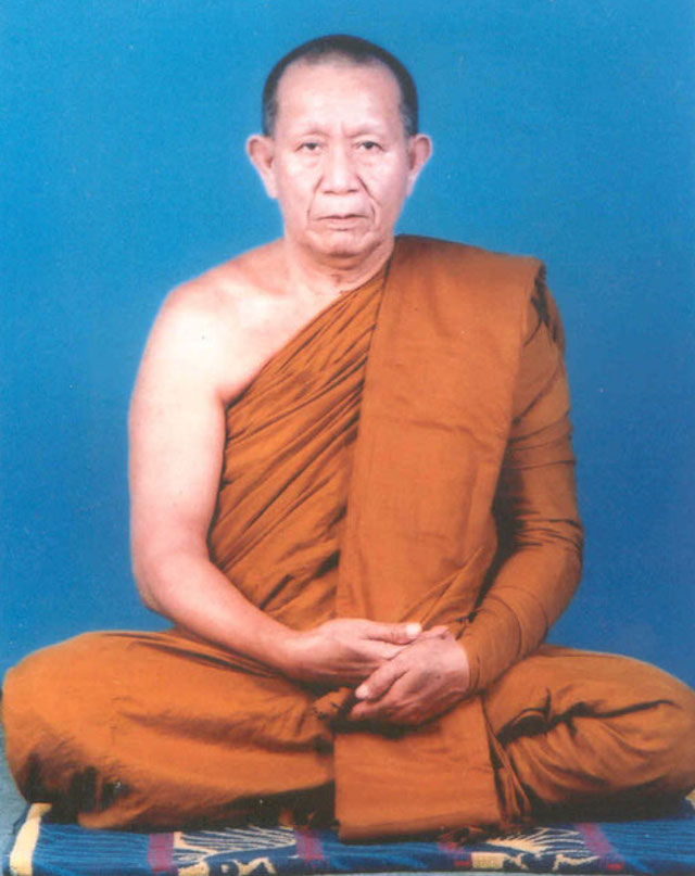 Luang Phu Sawat - Wat Ao Moo