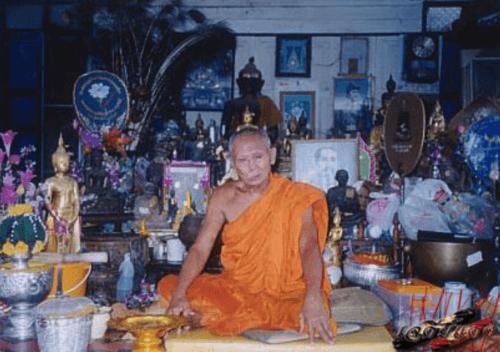 Luang Por Jamlong Wat Chedi Daeng