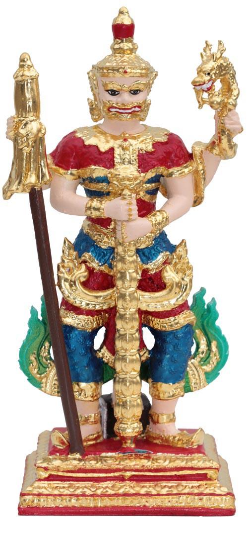 Taw Waes Suwan Vaisravan Asura Deva