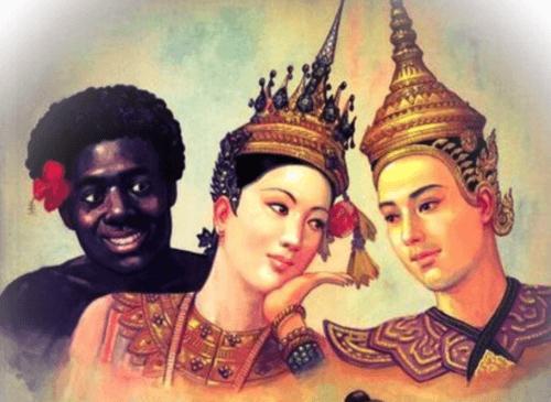 Jao Ngo Pha Sangkh Tong