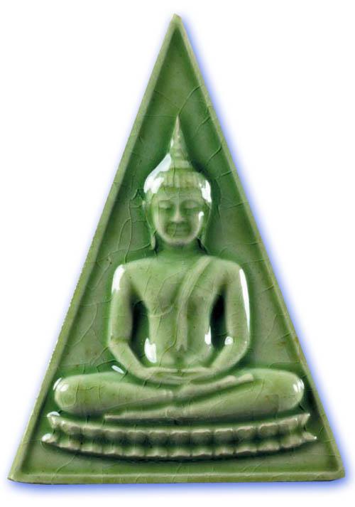 Pra Nang Paya Nuea Pong Wan Klueap See - Luang Por Jaran