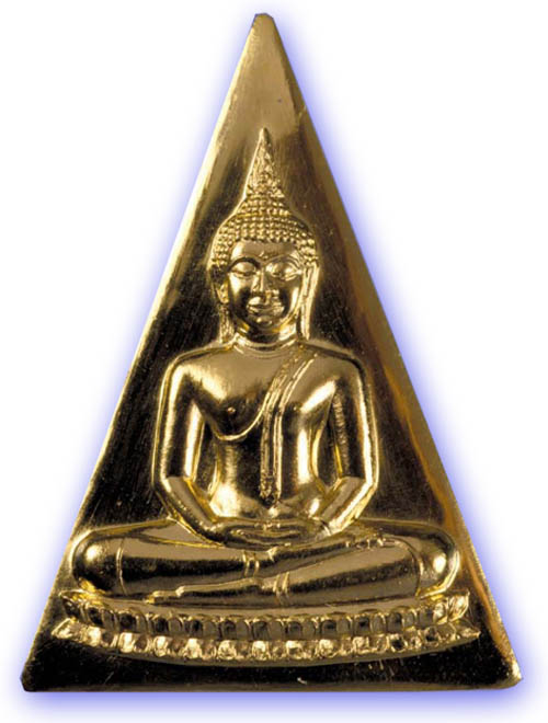 Solid Gold Pra Nang Paya