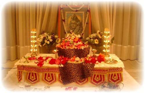 Bucha Altar for Shiva Worship