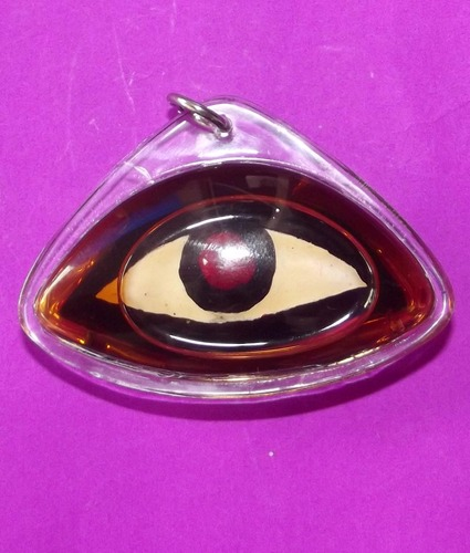Divine Eye of Charm and Good Fortune Thai Occult Charm