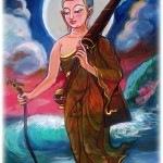 Pra Sivali - Thai Buddhist Art from Ajarn Khamang Saeng Apidej