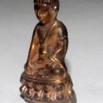 Pra Kring Dtraimas 2548 BE Buddha Image - Luang Por Song - Wat Sala Din