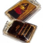 Nang Prai mae Niyom maha Niyom amulet in Prai Oil