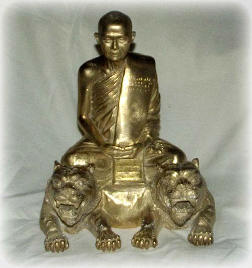 Luang Por Supoj bucha image