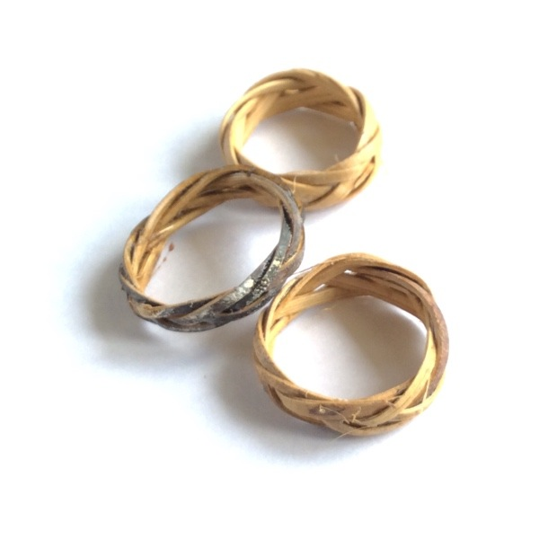 Magic Rattan Rings from Ora Ajarn Waet Surint