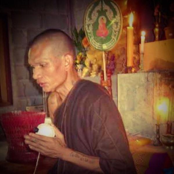 Pra Ajarn Waet Surint Blessing Amulets.