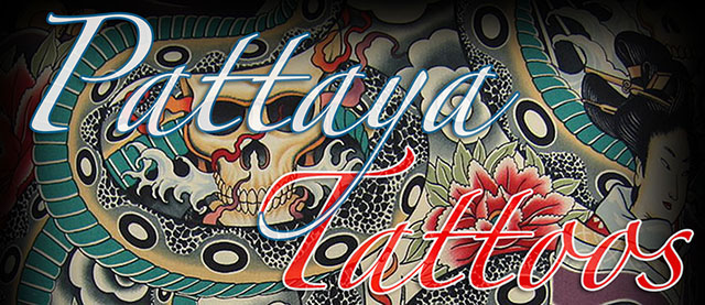 Pattaya Tattoos Studio, Tattoos School and Samnak Sak