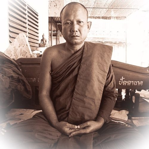 Pra Ajarn Gorp Chai of Wat Mae Ya