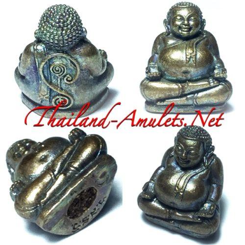 Pra Sangkajjai Nuea Sadta Loha Ud Muan Sarn - Luang Por Raks Analayo