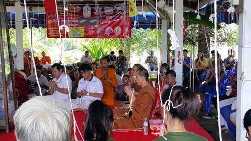 Luang Por Raks Analayo Wat Sutawat Vipassana