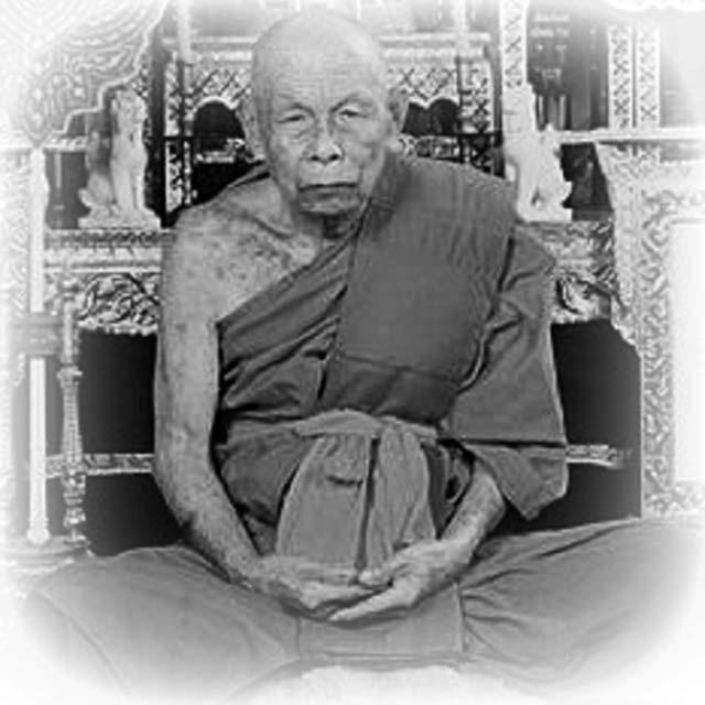 Luang Phu Rerm Baramo - Wat Juk Gacher