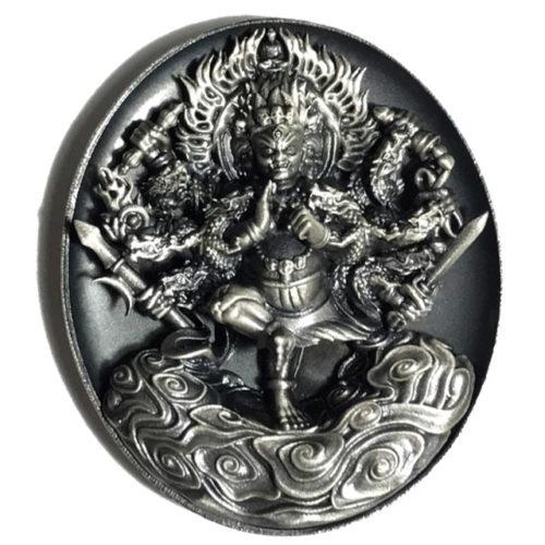 Rian Tanabodee Nuea Ngern Solid Silver