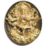 Rian Pra Tanabodee Maha Sethee Champol - Nuea Bronze Khad Ngao