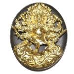 Rian Tanabodee Maha Sethee Champol - Nuea Bronze Pragay Tong