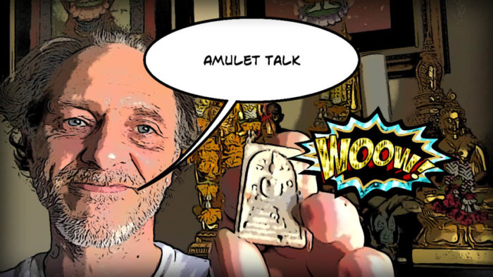 Amulet Talk with Ajarn Spencer Littlewood