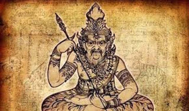 Lersi Thai Hermit Gods
