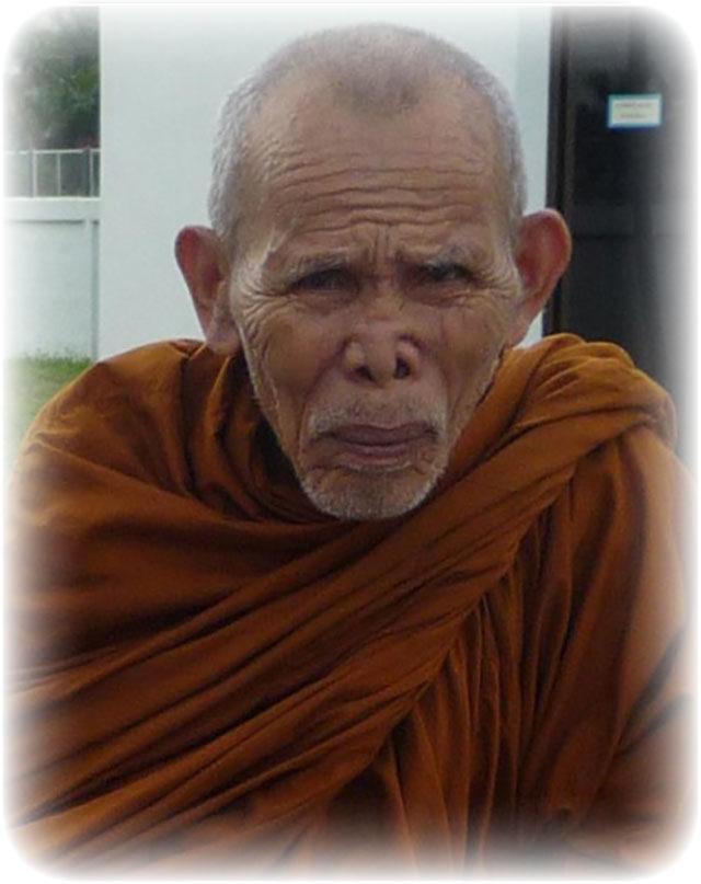 Luang Por Tan Bun Hai of Wat Ta Muang