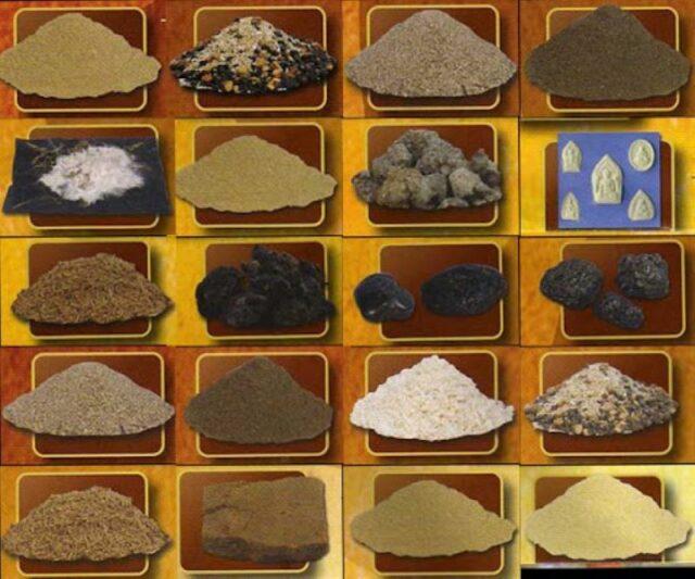 Muan Sarn Sacred Powders